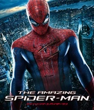 The Amazing Spider-Man - Japanese Blu-Ray cover (xs thumbnail)