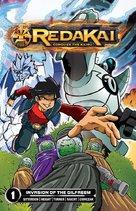 """RedaKai"" - Canadian DVD cover (xs thumbnail)"