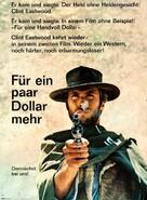Per qualche dollaro in più - German Movie Poster (xs thumbnail)