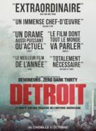 Detroit - French Movie Poster (xs thumbnail)