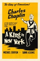 A King in New York - Movie Poster (xs thumbnail)