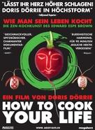 Wie man sein Leben kocht - Swiss poster (xs thumbnail)