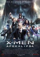 X-Men: Apocalypse - Serbian Movie Poster (xs thumbnail)