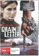 Chain Letter - Australian Movie Cover (xs thumbnail)