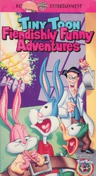 """""""Tiny Toon Adventures"""" - VHS movie cover (xs thumbnail)"""