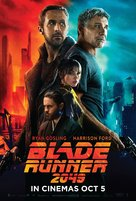 Blade Runner 2049 - Singaporean Movie Poster (xs thumbnail)