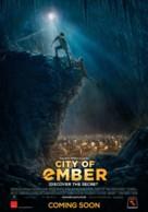 City of Ember - Belgian Movie Poster (xs thumbnail)