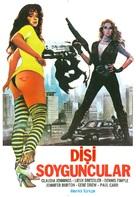 Truck Stop Women - Turkish Movie Poster (xs thumbnail)