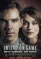 The Imitation Game - German Movie Poster (xs thumbnail)