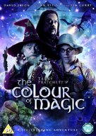 The Colour of Magic - British DVD cover (xs thumbnail)