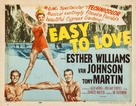Easy to Love - Movie Poster (xs thumbnail)