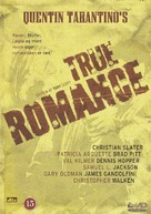 True Romance - Danish Movie Cover (xs thumbnail)