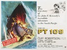 PT 109 - British Movie Poster (xs thumbnail)