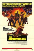 The Animals - Movie Poster (xs thumbnail)