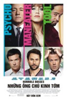 Horrible Bosses - Vietnamese Movie Poster (xs thumbnail)