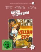 Yellow Sky - German Blu-Ray movie cover (xs thumbnail)