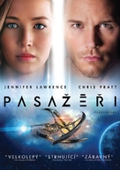 Passengers - Czech Movie Cover (xs thumbnail)