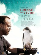 The Hawk Is Dying - French poster (xs thumbnail)