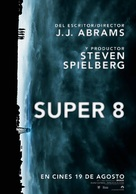 Super 8 - Spanish Movie Poster (xs thumbnail)