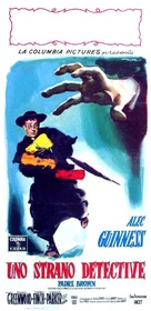 Father Brown - Italian Movie Poster (xs thumbnail)