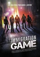 Immigration Game - French DVD movie cover (xs thumbnail)