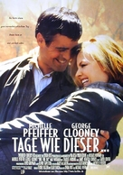 One Fine Day - German Movie Poster (xs thumbnail)