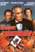 The Salamander - German Movie Poster (xs thumbnail)