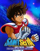 """Saint Seiya"" - Spanish Blu-Ray cover (xs thumbnail)"