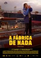 A Fábrica de Nada - Portuguese Movie Poster (xs thumbnail)