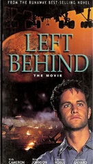 Left Behind - VHS movie cover (xs thumbnail)