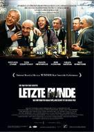 Last Orders - German Movie Poster (xs thumbnail)