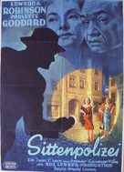 Vice Squad - German Movie Poster (xs thumbnail)