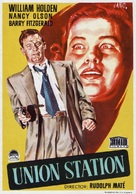Union Station - Spanish Movie Poster (xs thumbnail)