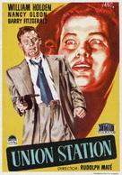Union Station - Spanish Movie Poster (xs thumbnail)