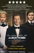 Albert Nobbs - Danish Movie Poster (xs thumbnail)