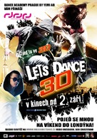 Step Up 3D - Czech Movie Poster (xs thumbnail)