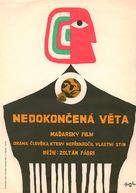 141 perc a befejezetlen mondatból - Czech Movie Poster (xs thumbnail)