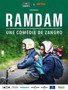 Ramdam - French Movie Poster (xs thumbnail)