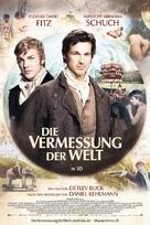 Die Vermessung der Welt - Swiss Movie Poster (xs thumbnail)