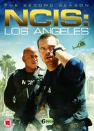 """NCIS: Los Angeles"" - British DVD cover (xs thumbnail)"