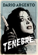 Tenebre - Re-release movie poster (xs thumbnail)