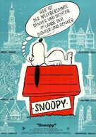 Snoopy Come Home - German Movie Poster (xs thumbnail)