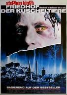 Pet Sematary - German Movie Poster (xs thumbnail)