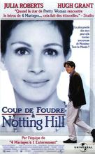 Notting Hill - French VHS cover (xs thumbnail)