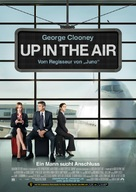 Up in the Air - German Movie Poster (xs thumbnail)