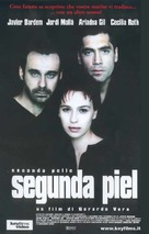 Segunda piel - Spanish Movie Poster (xs thumbnail)