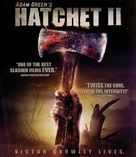 Hatchet 2 - Blu-Ray movie cover (xs thumbnail)