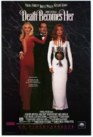 Death Becomes Her - Video release movie poster (xs thumbnail)