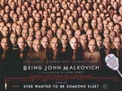 Being John Malkovich - British Movie Poster (xs thumbnail)