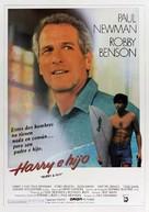 Harry & Son - Spanish Movie Poster (xs thumbnail)